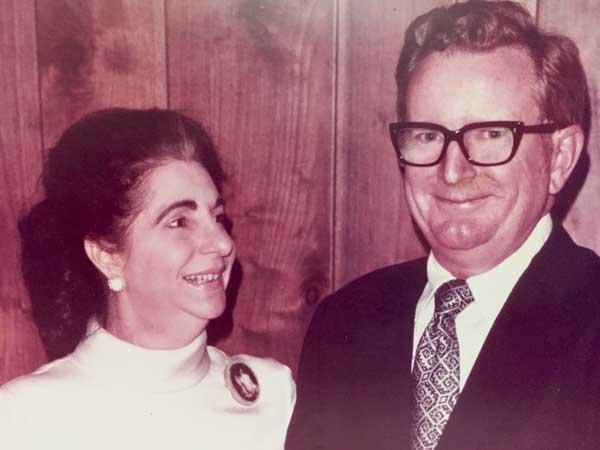 Robert and Virginia Hobbs